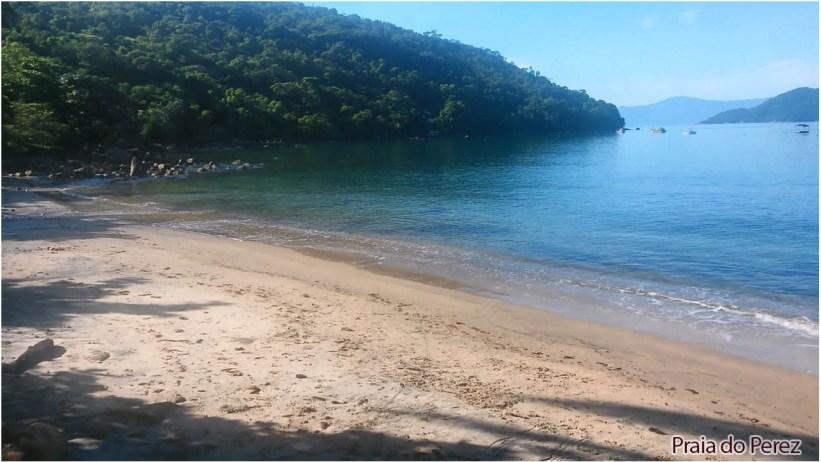 Praia do Perez - Ubatuba-