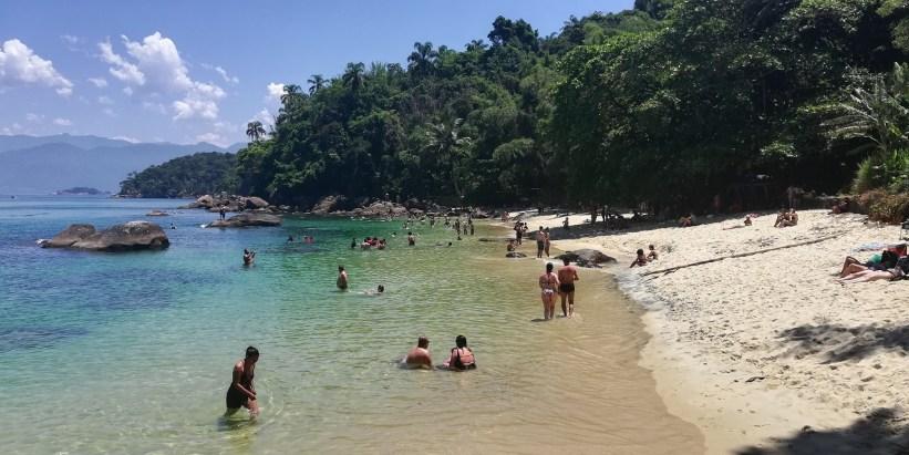 Praia de Fora - Ilha das Couves