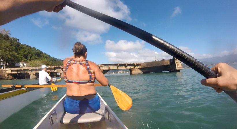 Canoa Havaiana