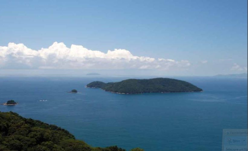 Ilha do Mar Virado - Ubatuba