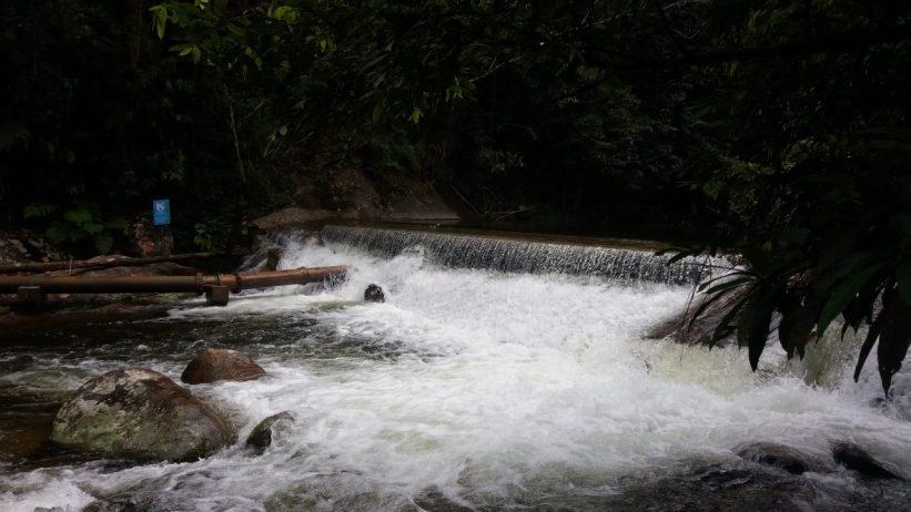Cachoeira da Renata - Captação
