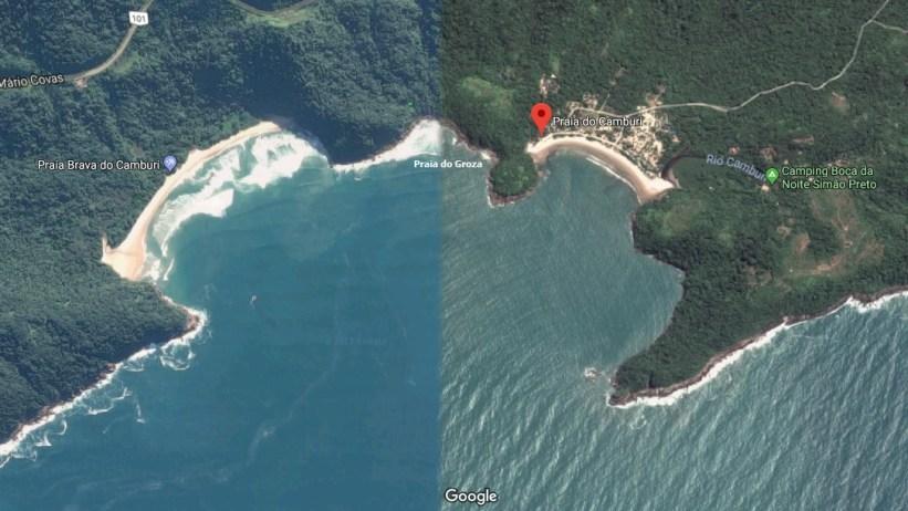 Praia do Groza