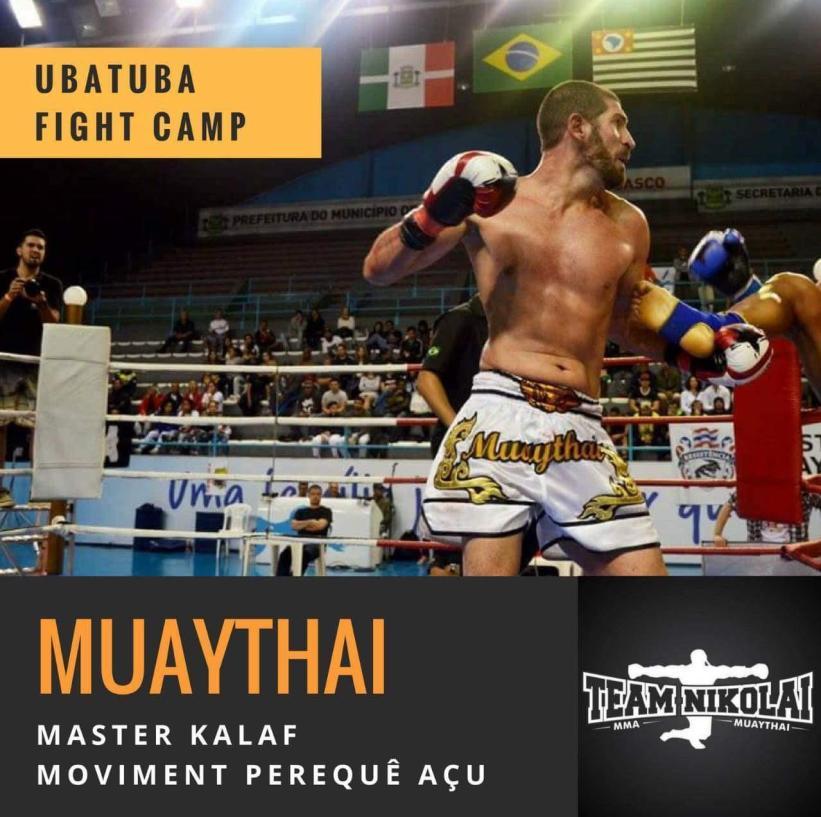 Muay Thai Bruno Kalaf
