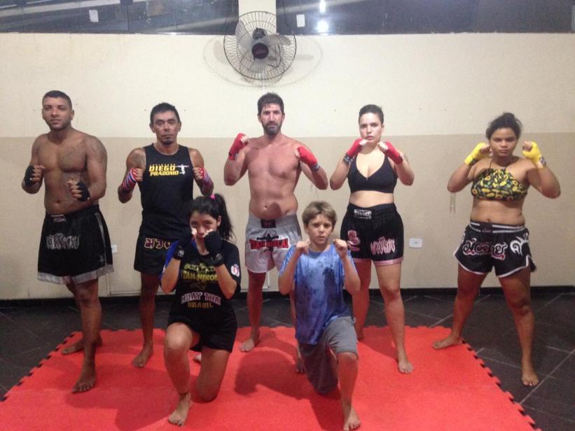Muay Thai - Bruno Kalaf