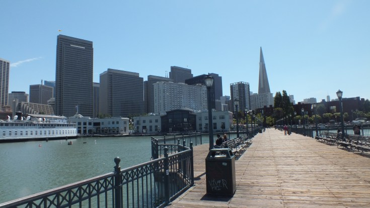 San Francisco,20 cose da vedere, financial district