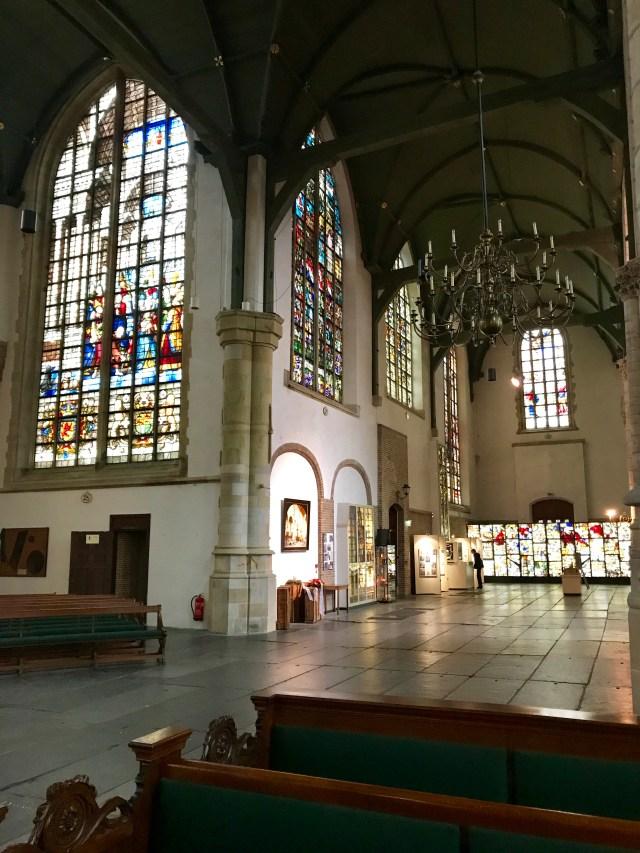 Gouda, chiesa di San Giovanni