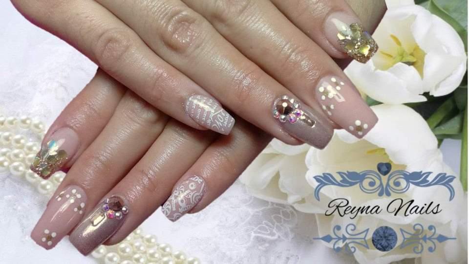 tonos y decoración para uñas