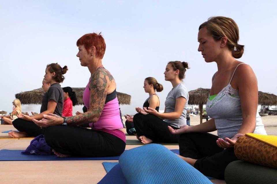 yoga y respiracion
