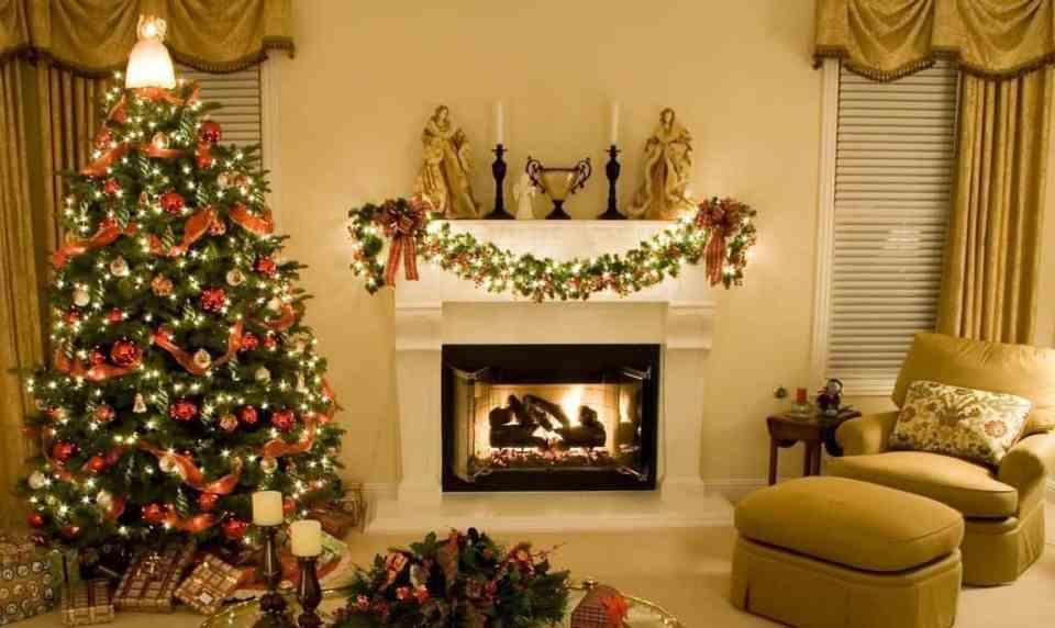 El color decora tu hogar con la magia de la navidad