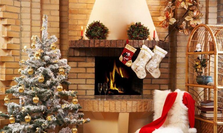 ideas lowcost para la decoración de Navidad