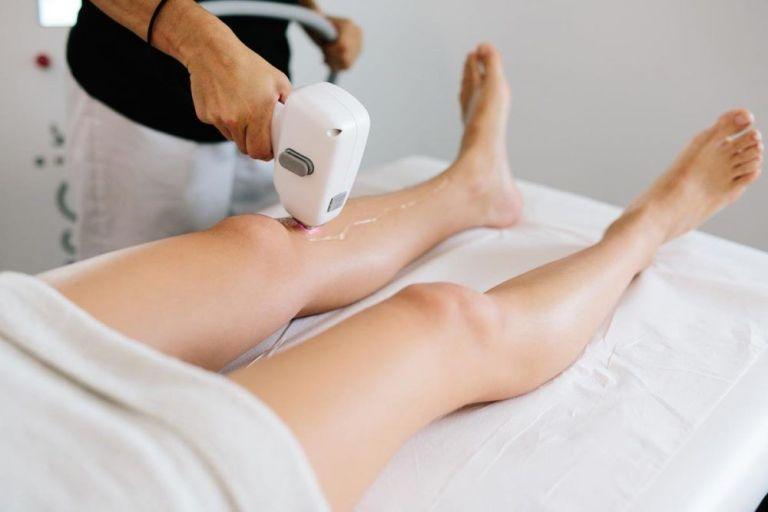 La depilación láser es efectiva en todo el cuerpo