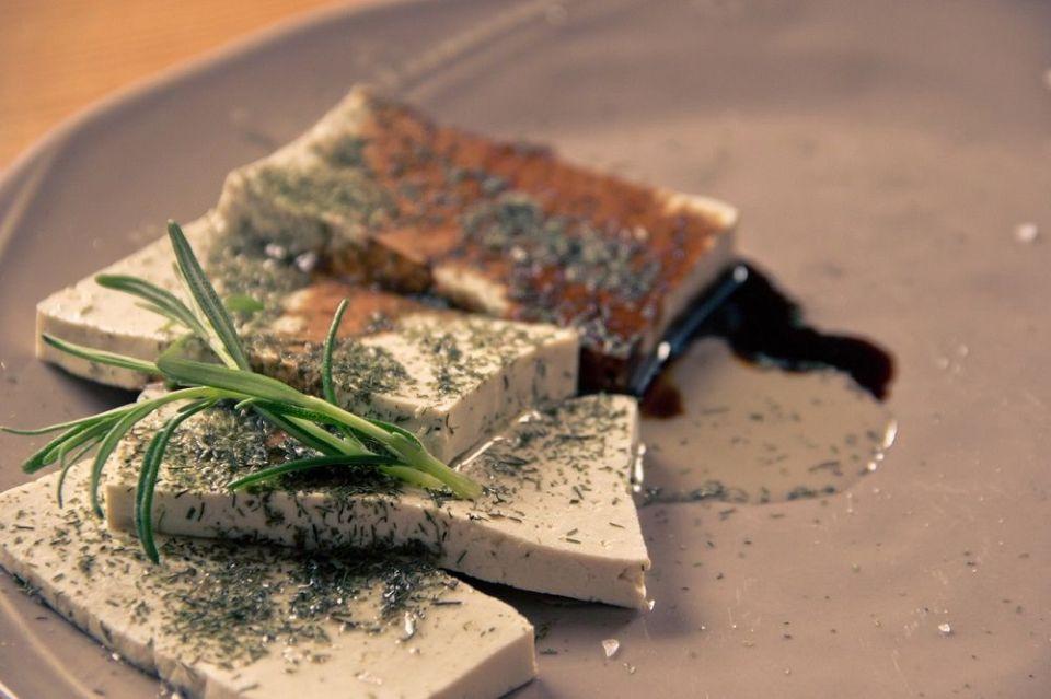 Tofu para sustituir la carne