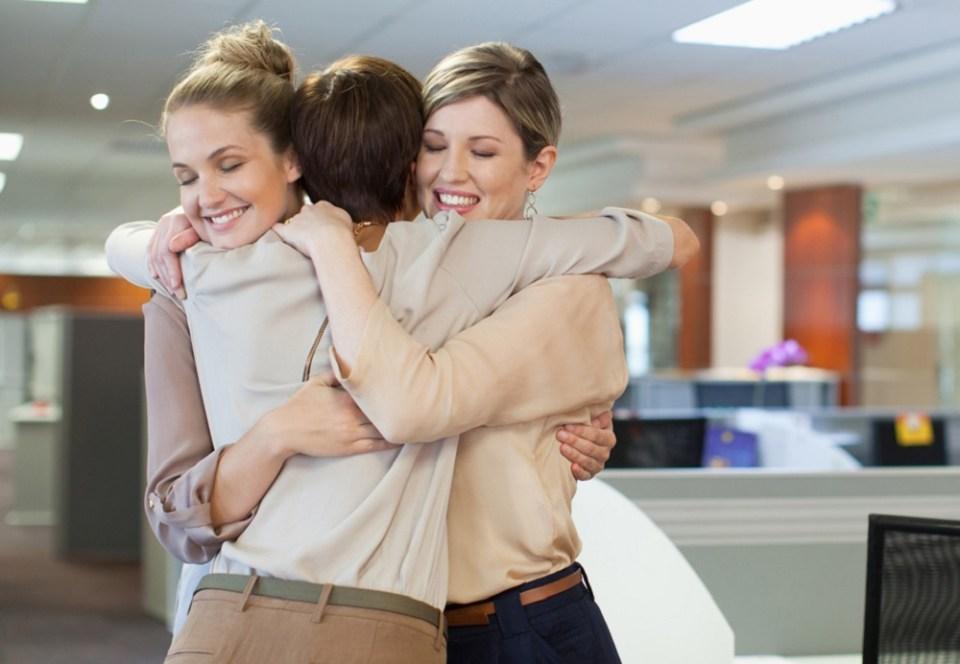 hacer amigos en el trabajo