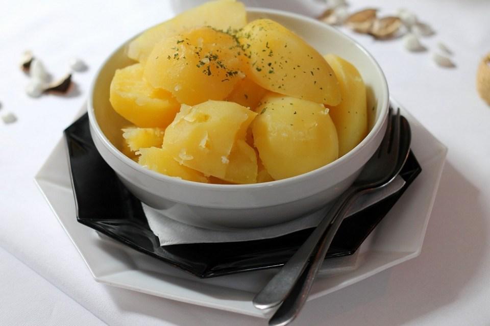 Las patatas son saludables si se cocinan adecuadamente