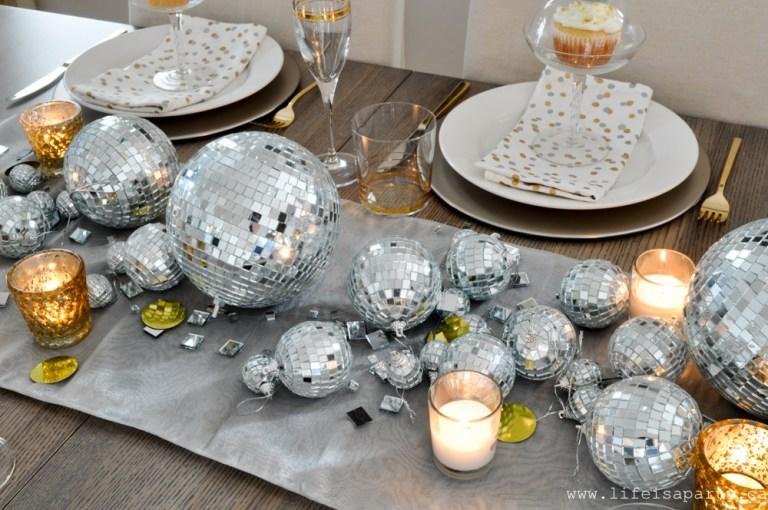 Las mejores ideas DIY para decorar la mesa de Nochevieja