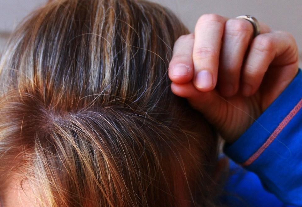Estudios dicen que el estrés produce canas
