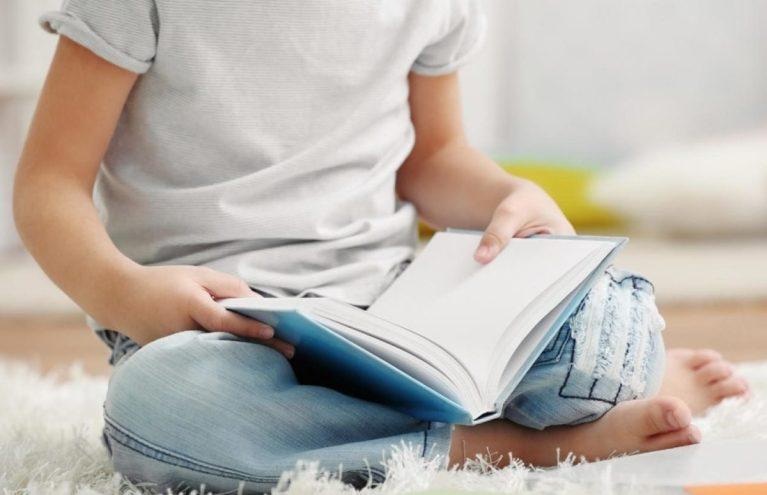 enseñar a los niños a amar la lectura