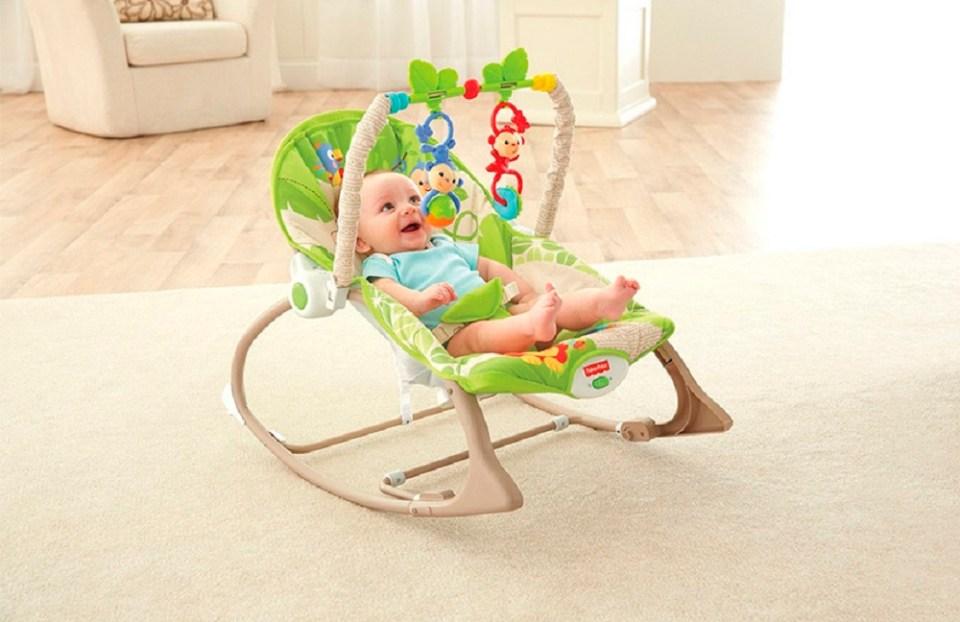Qué hamaca de bebé comprar