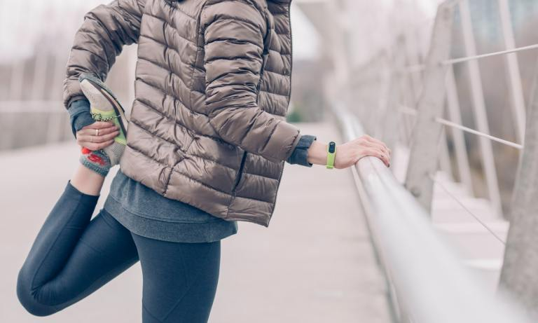 Te contamos por qué deberías practicar stretching antes de entrenar