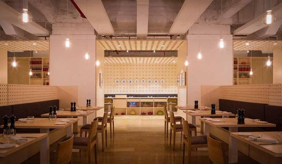 Restaurante moderno Ricard Camarena
