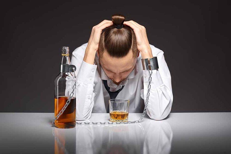 Dejar el alcohol y ganar en salud