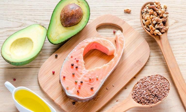 Recetas que llevan alimentos con grasas saludables