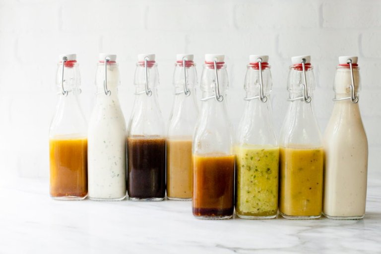 recetas de salsas ligeras con pocas calorías