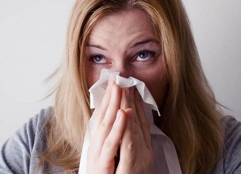 calmar la congestión nasal