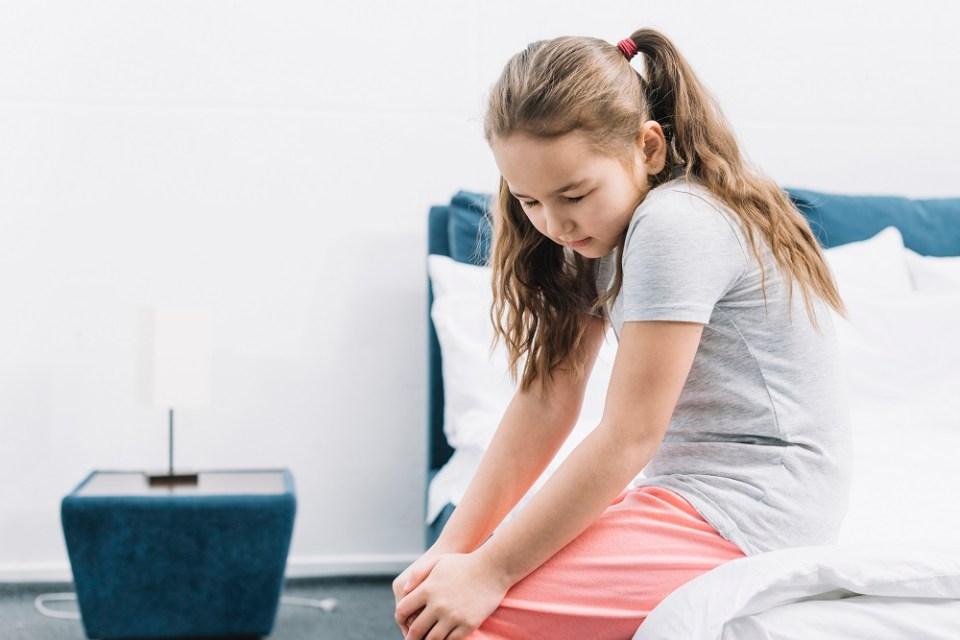 causas del dolor de rodillas en niños