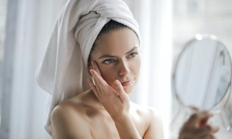 También es posible tener una piel resplandeciente en invierno
