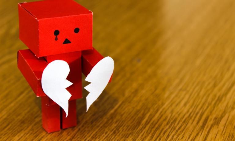 El síndrome del corazón roto es un trastorno cardiaco sin graves consecuencias producido por situaciones de estrés