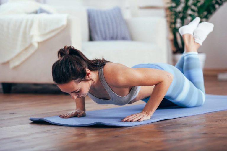 rutina de ejercicios para quemar grasa mujer