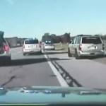 Policías de EE.UU. persiguen en coche durante una hora a un niño de 10 años