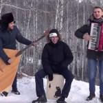 VÍDEO: 'Despacito' al estilo ruso: Estos músicos le ponen ritmo latino al duro clima de Siberia