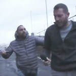 Un periodista italiano se lleva un brutal cabezazo al entrevistar a un mafioso