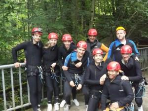 groupe canyoning Furon