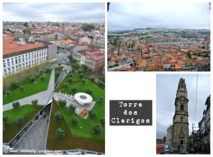 Torre dos clerigos à Porto