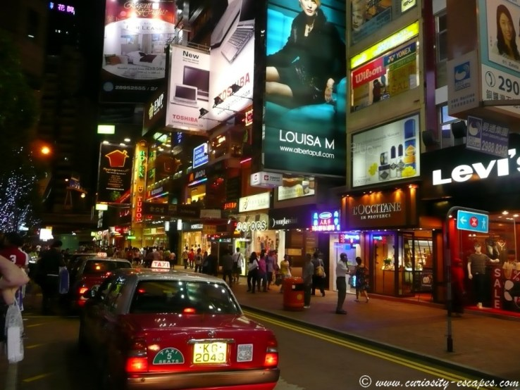 Hong-Kong: Times Square