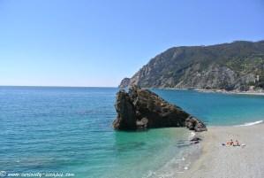 Plage de Monterosso Al Mare