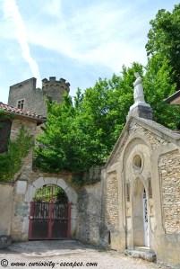 château Delphinal Crémieu