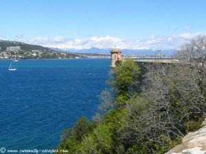 Fort île Ste Marguerite