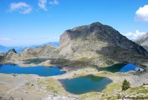 Lacs Robert, Chamrousse