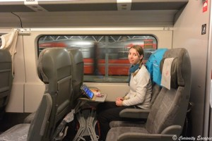 Train de nuit Bergen-Oslo