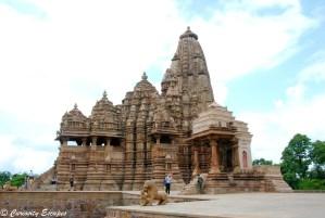 Temple de Kandariya-Mahadev
