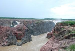 Canyon aux Raneh Falls, Inde