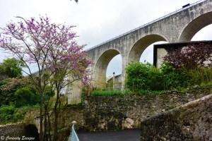Acqueduc du village de St-Nazaire-en-Royans