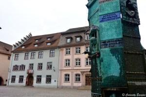 Centre-ville de Villingen-Schweningen
