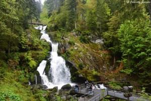Chutes de Triberg en Forêt Noire