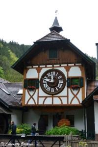 Le plus grand coucou du monde, Triberg, Allemagne