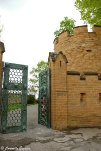 Bastion au château Hohenzollern